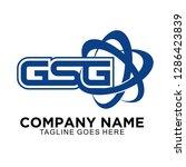 abstract logo energy concept | Shutterstock .eps vector #1286423839