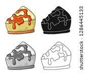 vector illustration of... | Shutterstock .eps vector #1286445133