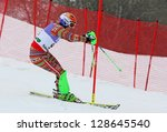 schladming  austria   february... | Shutterstock . vector #128645540