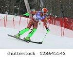 schladming  austria   february... | Shutterstock . vector #128645543