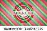 adrenaline christmas colors...   Shutterstock .eps vector #1286464780