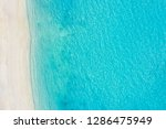 sea aerial view  top view ... | Shutterstock . vector #1286475949