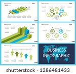 creative business infographic... | Shutterstock .eps vector #1286481433