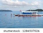 dec 23 2018 tourists enjoy...   Shutterstock . vector #1286537026
