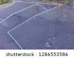 solar panel  alternative... | Shutterstock . vector #1286553586