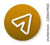 social media share icon. vector ...