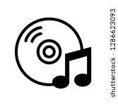 cd vector icon | Shutterstock .eps vector #1286623093