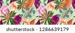 hi quality fashion design.... | Shutterstock . vector #1286639179
