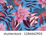 hi quality fashion design.... | Shutterstock . vector #1286662903