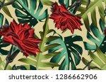 hi quality fashion design.... | Shutterstock . vector #1286662906