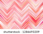 colorful zigzag striped pattern ... | Shutterstock . vector #1286693209