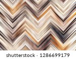 colorful zigzag striped pattern ... | Shutterstock . vector #1286699179