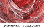 grunge abstract red black...   Shutterstock .eps vector #1286699296