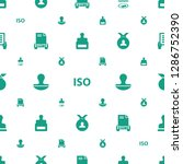 certified icons pattern... | Shutterstock .eps vector #1286752390