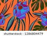 hi quality fashion design.... | Shutterstock . vector #1286804479