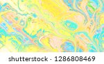 closeup of colorful abstract...   Shutterstock . vector #1286808469