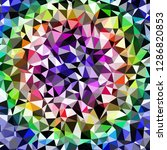 abstract background multicolor... | Shutterstock . vector #1286820853