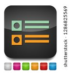 list icon   content view... | Shutterstock .eps vector #1286825569