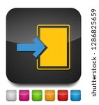 vector export file icon  ... | Shutterstock .eps vector #1286825659