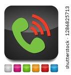 call center icon   customer...   Shutterstock .eps vector #1286825713
