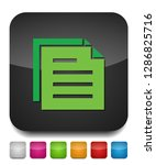 copy document icon   web page... | Shutterstock .eps vector #1286825716
