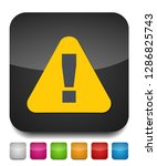 attention sign   caution alert... | Shutterstock .eps vector #1286825743