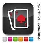 playing card illustration  ... | Shutterstock .eps vector #1286825749