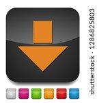 download icon   vector download ... | Shutterstock .eps vector #1286825803