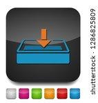 download icon   vector download ... | Shutterstock .eps vector #1286825809