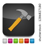 Tools  Hammer Icon  Hammer...