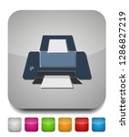 vector print icon  printing... | Shutterstock .eps vector #1286827219