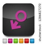 male sex icon | Shutterstock .eps vector #1286827270