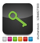 keys icon  safe and protection... | Shutterstock .eps vector #1286827303