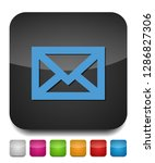mail icon  letter message... | Shutterstock .eps vector #1286827306