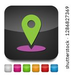 map pointer  map pin  map icon  ... | Shutterstock .eps vector #1286827369