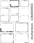 vector frames. rectangles for... | Shutterstock .eps vector #1286830003
