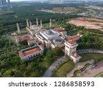 nusajaya  johor   circa january ... | Shutterstock . vector #1286858593