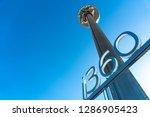 brighton  england 6 october... | Shutterstock . vector #1286905423