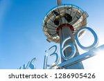 brighton  england 6 october... | Shutterstock . vector #1286905426