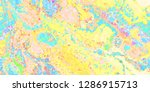 colorful abstract geometric...   Shutterstock . vector #1286915713