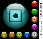 grab object icons in color... | Shutterstock .eps vector #1286917363