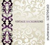 elegant wedding  business ...   Shutterstock .eps vector #128704160