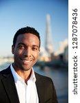 young black businessman in... | Shutterstock . vector #1287078436
