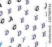 light blue vector seamless... | Shutterstock .eps vector #1287080416