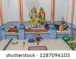 khulna  bangladesh   november... | Shutterstock . vector #1287096103