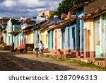 trinidad  cuba   november 21 ...   Shutterstock . vector #1287096313