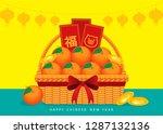 illustration vector flat... | Shutterstock .eps vector #1287132136