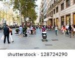 Barcelona  Spain   September 13 ...