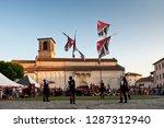 spilimbergo. pordenone district.... | Shutterstock . vector #1287312940