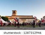 spilimbergo. pordenone district.... | Shutterstock . vector #1287312946